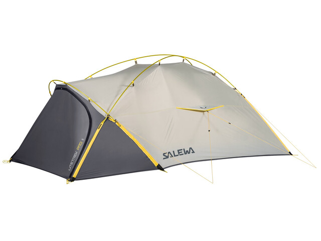 Salewa Litetrek Pro II Tent Light Grey/Mango
